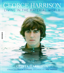 George Harrison - Living in the material world - new book - click to enlarge